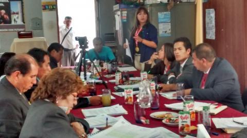 Gobierno Regional de Huánuco oficializará el Acuerdo de Gobernabilidad 2015-2018