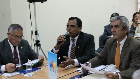 Comité Ejecutivo Nacional de la Mesa de Concertación para la Lucha contra la Pobreza analiza riesgos ante Fenómeno El Niño