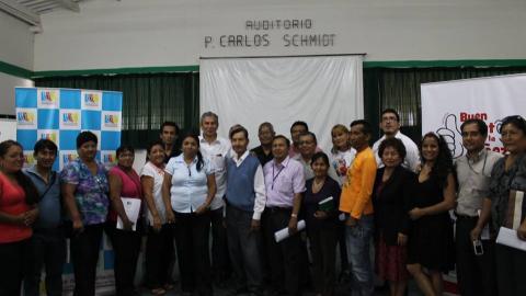 """2° día del Encuentro Regional de laA MCLCP denominado """"LA POBREZA EN LA REGIÓN PIURA: DESAFÍOS Y COMPROMISOS"""""""