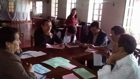 CEPLAN capacitó a equipo técnico en metodología de actualización del Plan de Desarrollo Regional Concertado