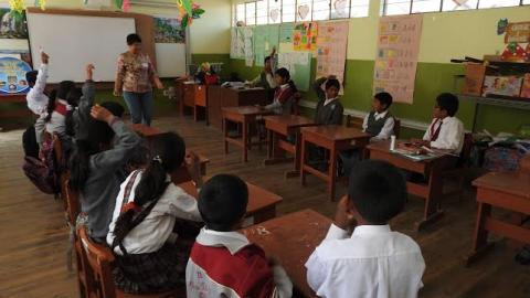 Encuentro Regional con autoridades de Educación en Moquegua