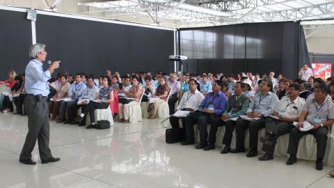 XV Encuentro Nacional reunió a más de 250 representantes