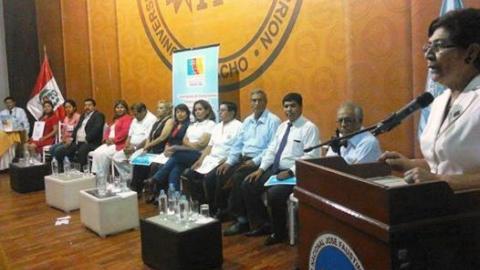 Candidatos y candidatas al Congreso de la República por la Región Lima suscribieron Compromiso Político de Acción Parlamentaria