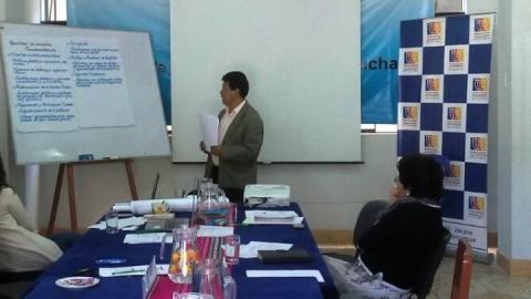 La MCLCP de Apurímac apoya a la actualización del Plan de Desarrollo Concertado Regional