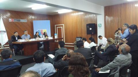 Mesa de Lima Metropolitana realizó veeduría del inicio del año escolar en 297 centros educativos