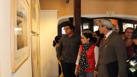 Muestra itinerante de fotografías sobre impacto de El Niño Costero permanecerá en Chiclayo hasta el 22 de setiembre