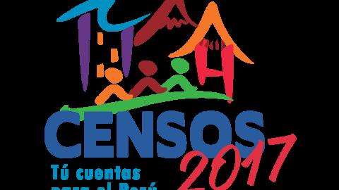 Censos 2017: Tú Cuentas para el Perú