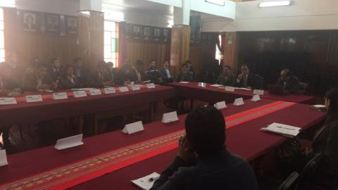 COPARE Cusco impulsará veeduría a la recuperación de clases
