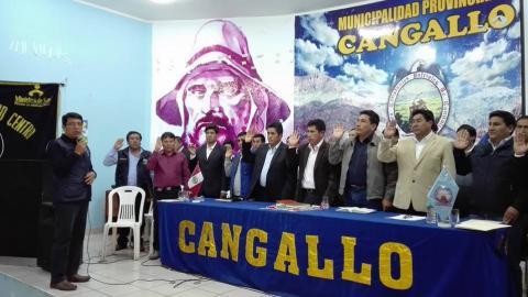 Pacto Mancomunado de las provincias del Centro de Ayacucho