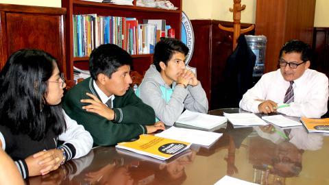 Seguimiento a compromisos del foro Educación.