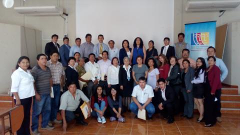 """Foro Público Informativo: """"Avances, cumplimiento e implementación de las metas e indicadores de los Acuerdos de Gobernabilidad""""."""