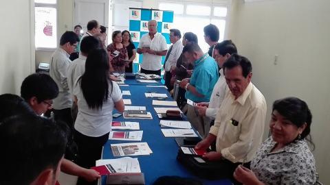 Reunión de la Mesa de Concertación para la Lucha Contra la Pobreza Región Lima