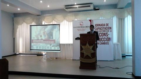 MCLCP-Ica participó en la Jornada de Capacitación para Gestores de la Reconstrucción Con Cambios
