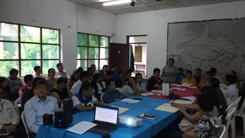 I Reunión del Comité Ejecutivo Regional de la MCLCP de Madre de Dios
