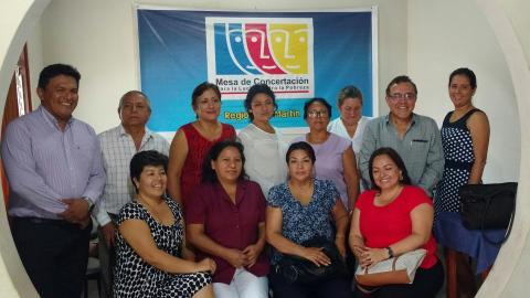 Mesa de San Martín conformó el grupo impulsor del Acuerdo de Gobernabilidad 2019-2022