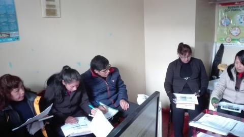 I Reunión del Grupo de Trabajo de la Dimensión Social para el Seguimiento Concertado al Acuerdo de Gobernabilidad Regional
