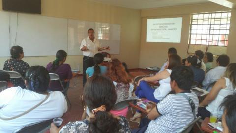 Mesa de Huarmey se renueva y reafirma trabajo conjunto contra la pobreza
