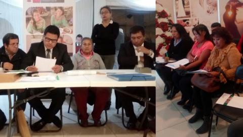 La Mesa de Concertación de Arequipa, participó en calidad de veedores del #ProcesoDeCompra2018 - PNAE Qali Warma