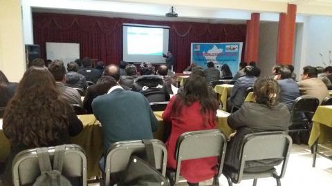 En Puno se realizo el Encuentro regional de Mesas de Concertación para trabajar la construcción de los Acuerdos de Gobernabilidad y la visión de País al 2030 con CEPLAN