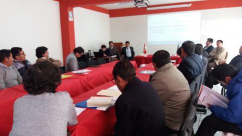 MCLCP participa en el Consejo Regional de Trabajo
