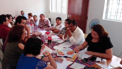 CER de Lambayeque se reunió para dialogar sobre la crisis de gobernabilidad y desafíos para gestionarla