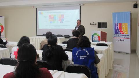 Con participación de Mesas provinciales y distritales Ancash prioriza propuestas para el Acuerdo de Gobernabilidad 2019-2022