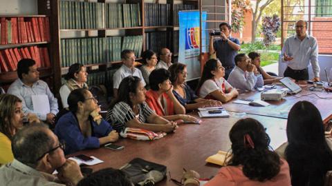 Gobierno Regional de Piura presenta avances ante la Mesa de Concertación