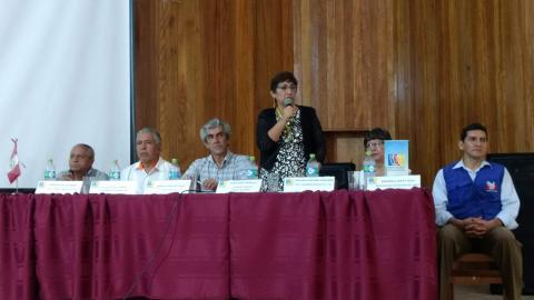 MESA DE CONCERTACIÓN SAN MARTÍN ALISTA PROPUESTAS PARA EL ACUERDO DE GOBERNABILIDAD 2019 - 2022