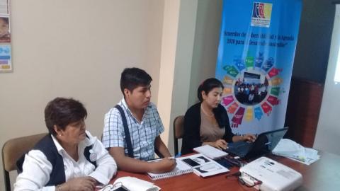 SE DEFINEN LAS PRIORIDADES REGIONALES PARA ACUERDOS DE GOBERNABILIDAD EN LA REGIÓN MOQUEGUA