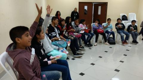 Las voces de las niñas y los niños en el Acuerdo de Lima Metropolitana