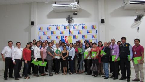 Acuerdo de Gobernabilidad Región Madre de Dios 2019-2022