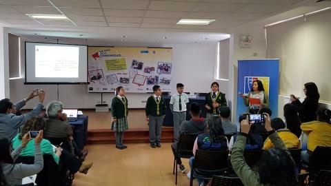 NIÑOS Y NIÑAS PIDEN MAYOR ATENCIÓN EN EDUCACIÓN, SALUD E IGUALDAD DE OPORTUNIDADES