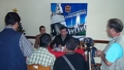 Encuentro regional de Mesas de Concertación para la Lucha Contra la Pobreza