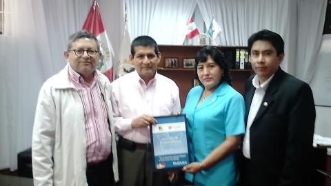 Gobierno Regional de Huánuco ratificó Acuerdo de Gobernabilidad al 2018