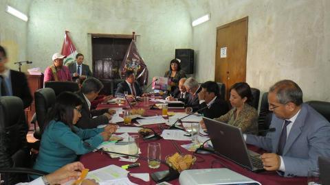 Consejo Regional de Arequipa declara prioridad interés superior del niño y respalda la campaña Buen Trato para la Niñez