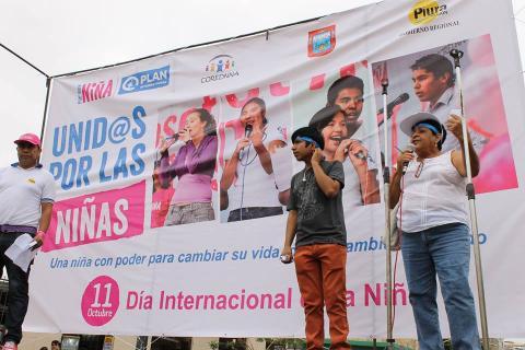 Día Internacional de la Niña en la Región Piura