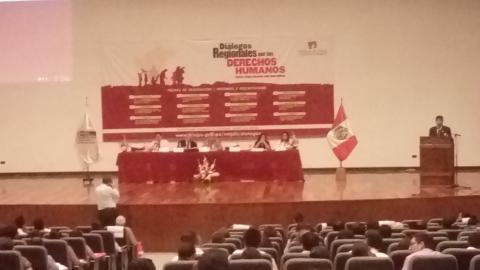 Diálogos Regionales Por los Derechos Humanos