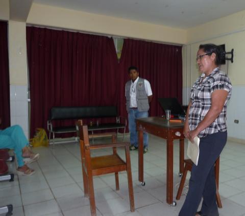 Mesa de Concertación de Yarinacocha elige coordinadores para el periodo 2015-2017