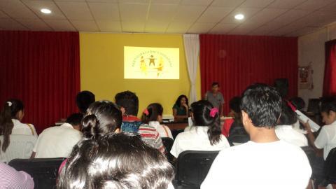 Reactivaciòn de los comités municipales Distritales de Adolescentes (COMUDENA) en el Marco de las actividades del Sello Municipal