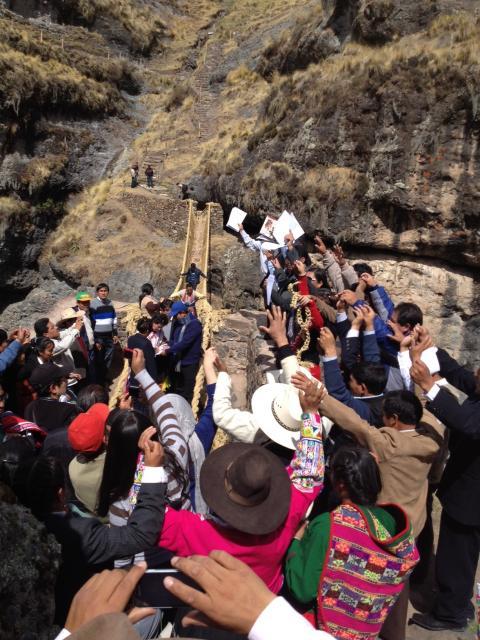 Encuentro de Consejo Participativo Local de Educación de la Región Cusco