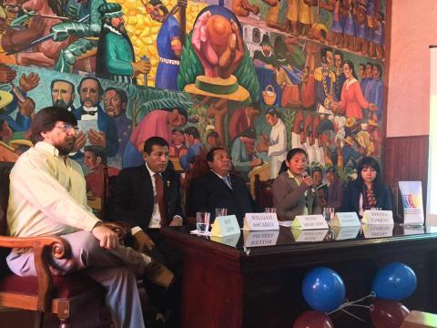 Niñas, niños y adolescentes de Cajamarca piden salud, educación y ser protegidos contra la violencia