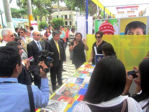Lanzamiento del Plan Regional de Acción por la Infancia y Adolescencia del Gobierno Regional de Lima 2015-2021