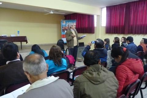 Mesa de Lima Metropolitana realizó el Taller Metropolitano: Participación Ciudadana y  Corresponsabilidad en el Desarrollo de Lima