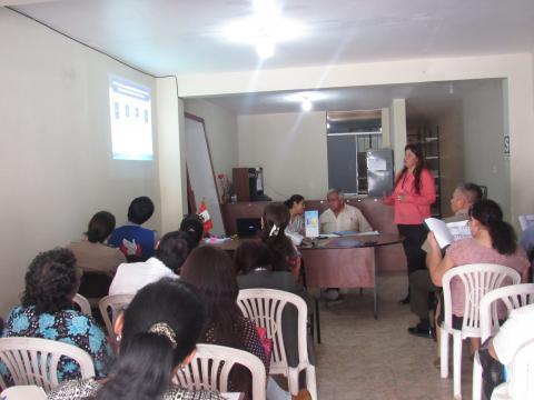 Disminución de anemia en los niños menores de 5 años en el distrito de Moquegua