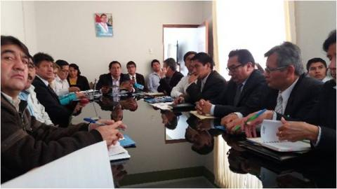Amazonas presentó reporte de seguimiento concertado a las metas de los Acuerdos de Gobernabilidad