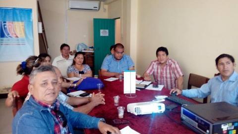 Reunión del Comité Ejecutivo Regional de la Mesa de Concertación para la Lucha Contra la Pobreza y Grupos de Seguimiento Concertado