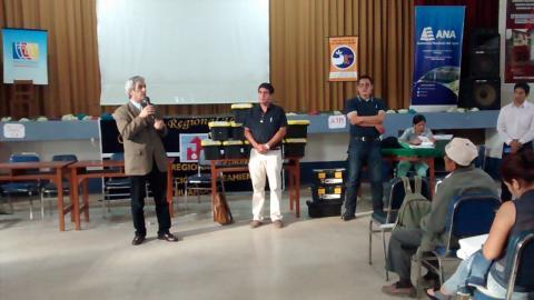 """IV Encuentro Regional de las JASS – Huánuco – Agua clorada en manos de las JASS"""