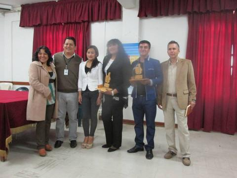 Reconocimiento por las Buenas Prácticas por el Buen Trato para la Niñez de la MCLCP de Amazonas