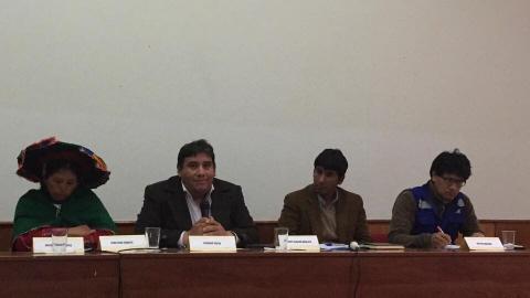 """MCLCP y ATD Cuarto Mundo organizan Conversatorio: """"Retos y perspectivas en la superación de brechas de la pobreza extrema en la región Cusco"""""""