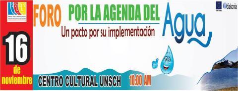 V Encuentro Regional de MCLCP Provinciales en la región Ayacucho